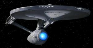 USS Enterprise(Photo from Wikipedia)